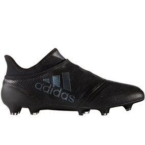 Adidas X 17+ PureSpeed FG Soccer Cleats (Core Black)