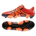 Adidas X 15.3 FG/AG Soccer Cleats (Bold Orange/White/Solar Orange)
