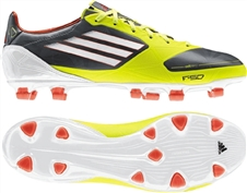 Adidas F30 TRX FG Soccer Cleats (Phantom/White/Electricity)