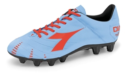 Diadora Evoluzione K PRO GX (Powder Blue/Red)