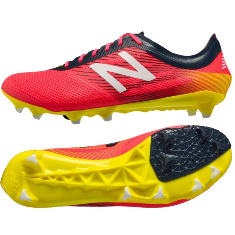 586925b747f7 New Balance Furon 2.0 Pro (Wide) FG Soccer Cleats (Bright Cherry ...