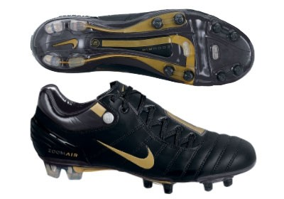Nike Zoom Total 90 Supremacy FG (Black/Gold)