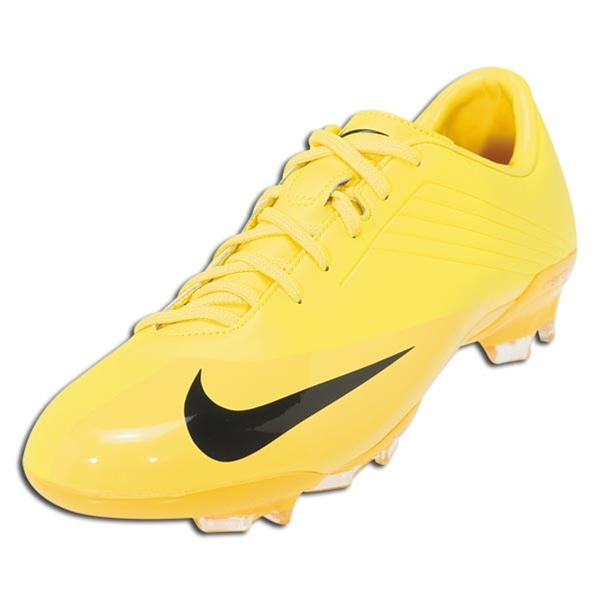 Nike Mercurial Talaria V Soccer Shoes (VibrantYellow/Black/Gold)