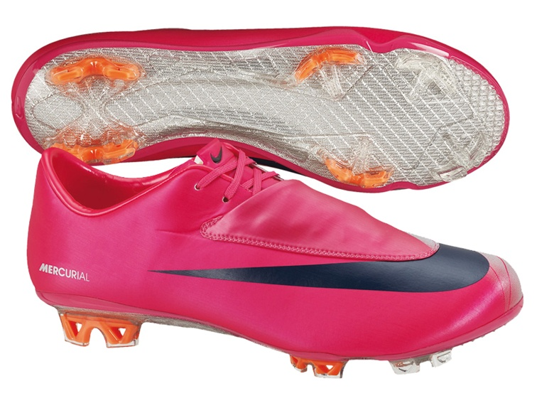 acheter populaire 37309 e64ca Nike Mercurial Vapor VI Firm Ground Soccer Cleats (Voltage Cherry/Dark  Obsidian)