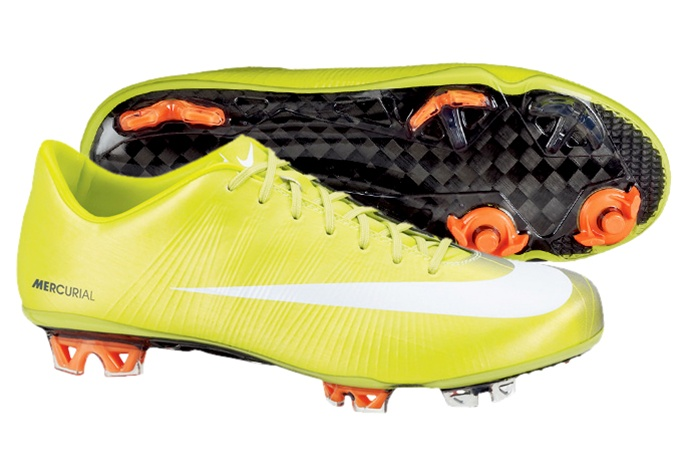 uk availability 04225 8db2e Nike Mercurial Vapor Superfly II Elite Firm Ground Soccer Cleats (Bright  Cactus/Anthracite/Total Orange/White)
