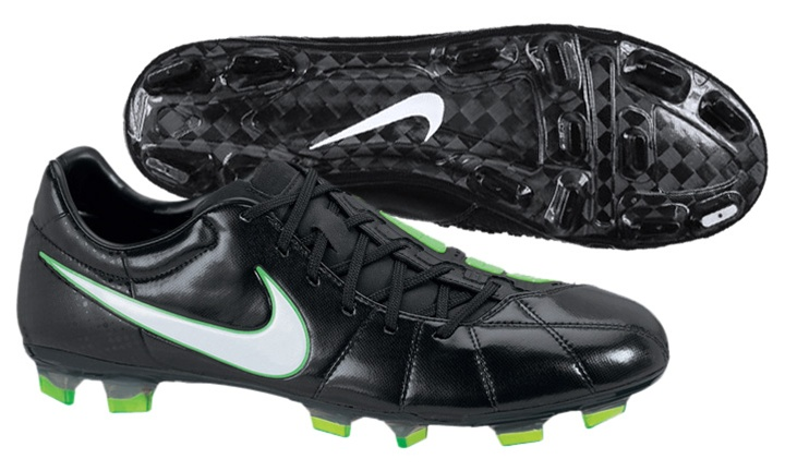 969514cb8ffe SALE- 199.99 - Nike Total90 Laser Elite FG Soccer Cleats (Black Neon ...