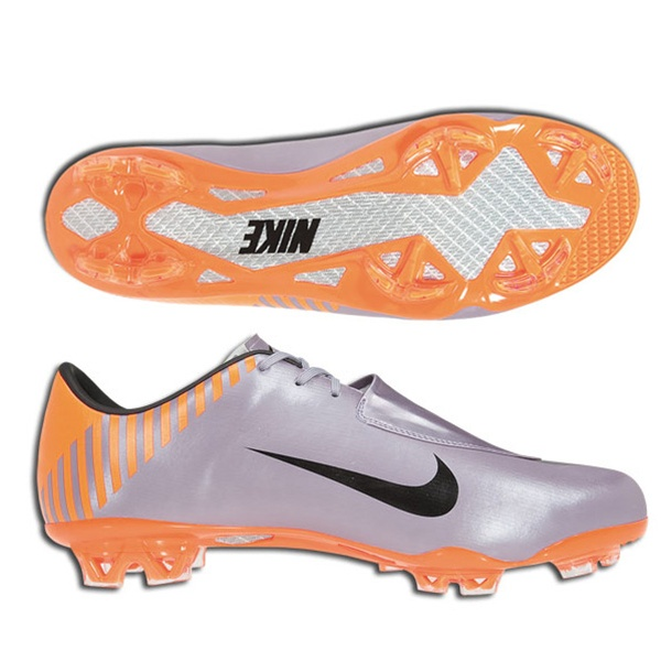 size 40 78887 a47f9 Nike Mercurial Vapor VI World Cup Firm Ground Soccer Cleats (Metallic Mach  Purple/Black/Ttl Orange)