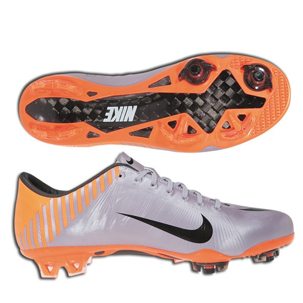reputable site 4e872 0aa10 Nike Mercurial Vapor Superfly II Elite World Cup Firm Ground Soccer Cleats  (Metallic Mach Purple/Black/Ttl Orange)