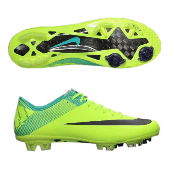uk availability c919d 5ad08 Nike Mercurial Vapor Superfly III Elite FG Soccer Cleats  (Volt/Retro/Imperial Purple)