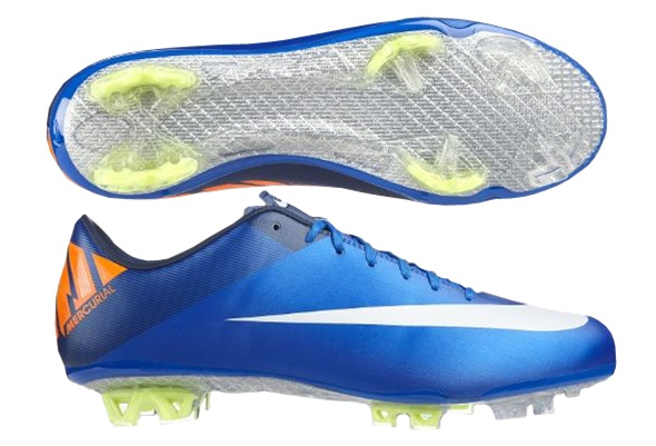 the latest 16657 ec0d9 Mercurial Vapor VII in Blue | FREE SHIPPING | NIKE SOCCER CLEATS ...