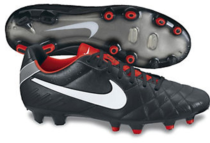 nike tiempo legend v red and white