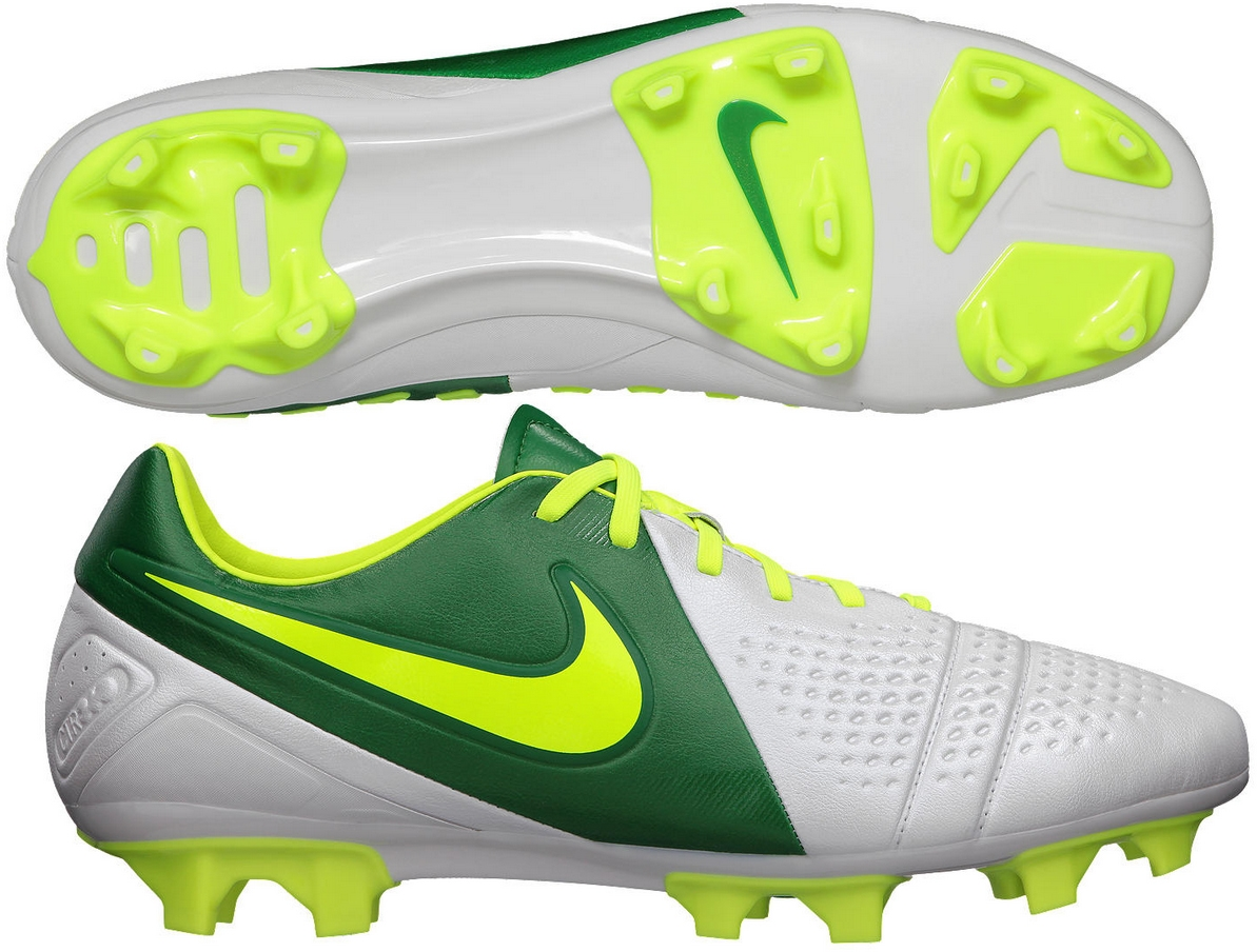 online store d3d22 0df7b Nike Soccer Cleats  Nike CTR360 Trequartista III in Green and Yellow   525162-173  SOCCERCORNER.COM
