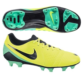 Nike CTR360 Trequartista III FG Soccer Cleats (Volt/Green Glow/Black)
