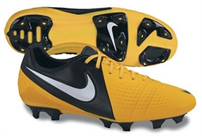 Nike CTR360 Trequartista III FG Soccer Cleats (Citrus/Black/White)