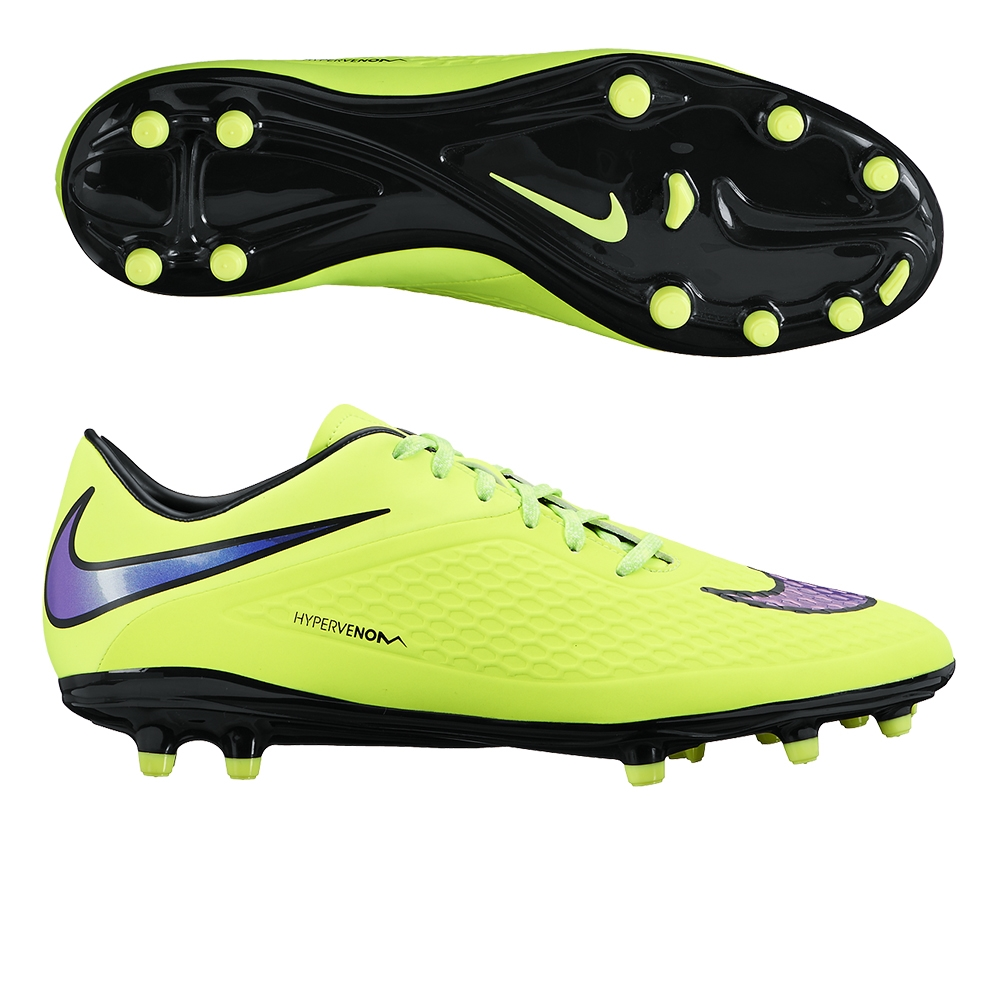 competitive price f05aa af264  67.49- Nike Hypervenom Phelon FG Soccer Cleats (Volt Hot Lava Persian  Violet)  Nike Soccer Cleats   599730-758   FREE SHIPPING   Liquid Diamond  ...