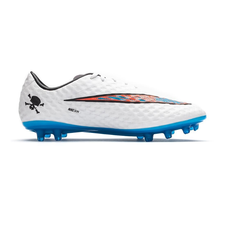 75034454211ad1 SALE  164.95 - Nike Hypervenom Phantom FG Soccer Cleats (White Total ...