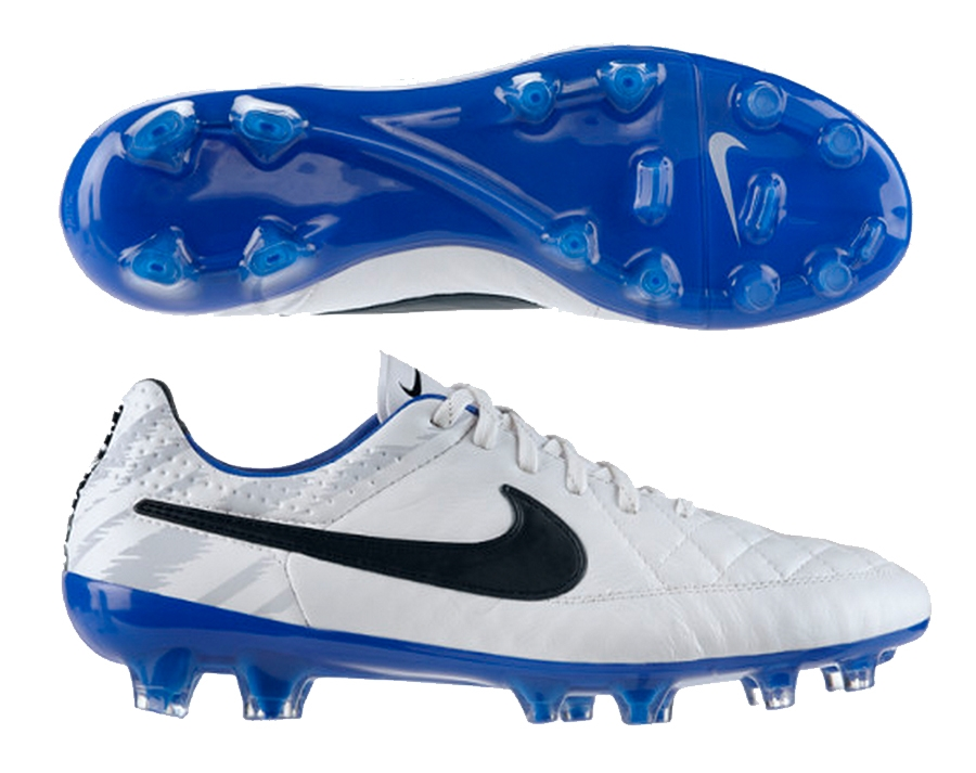 Nike Tiempo Legend White And Blue  6a7d827a5