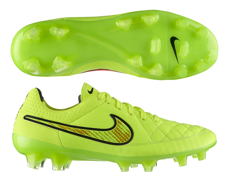 the latest 165a5 c16e6 ... promo code for nike tiempo legend v fg soccer cleats volt hyper punch  black 9088a 3eeb1