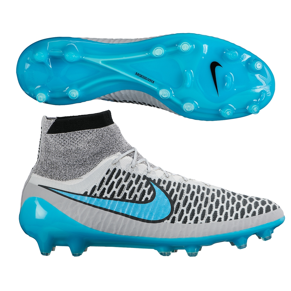 quality design 33367 df119  274.99 Add to Cart for Price- Nike Magista Obra FG Soccer Cleats (Wolf Grey Black Turquoise  Blue)   641322-040  Nike Soccer Cleats   SOCCERCORNER.COM
