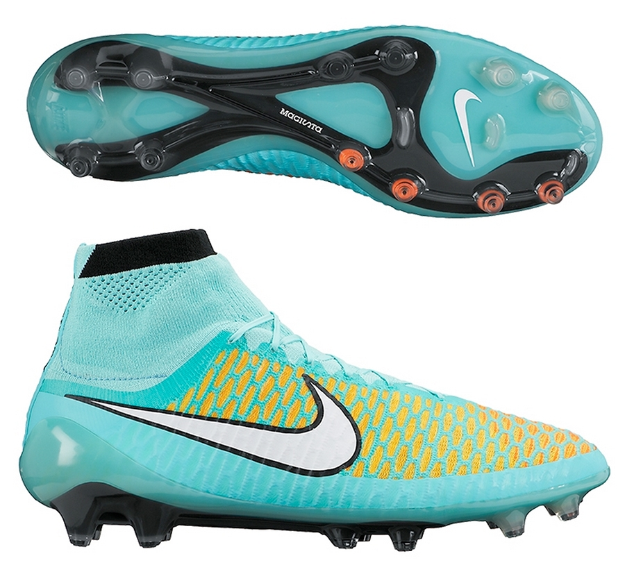 dee71fb83  247.49 - Nike Magista Obra FG Soccer Cleats (Hyper Turquoise Laser ...