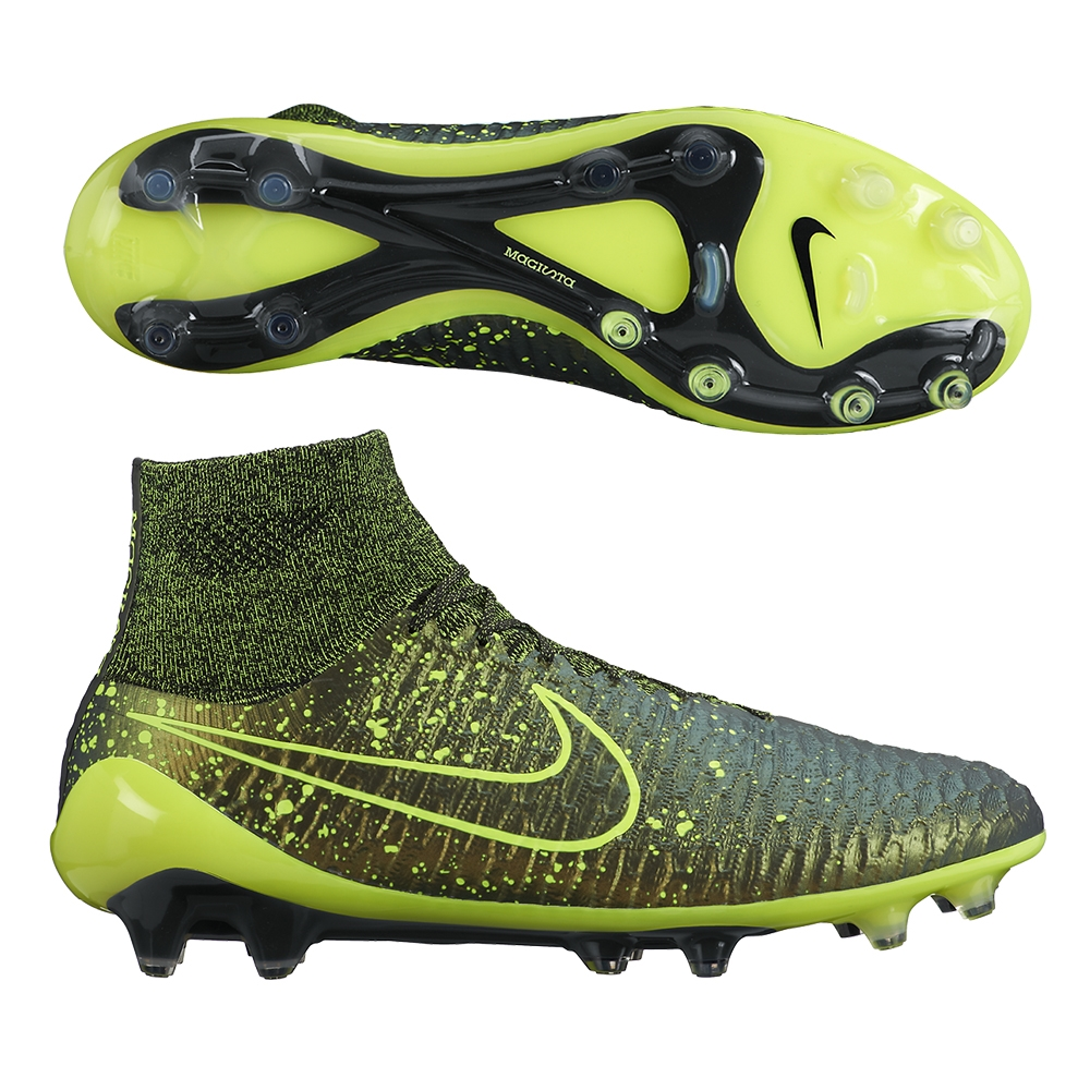 new concept 6a174 40635 SALE  199.95 Add to Cart for Price- Nike Magista Obra FG Soccer Cleats  (Dark Citron Black Volt))   641322-370   Nike Magista     Nike Soccer Cleats  ...