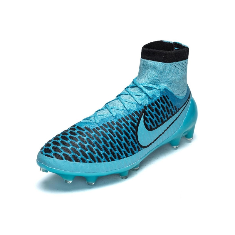 247.49- Nike Magista Obra FG Soccer Cleats (Turquoise Blue Black ... ed6887b09a35