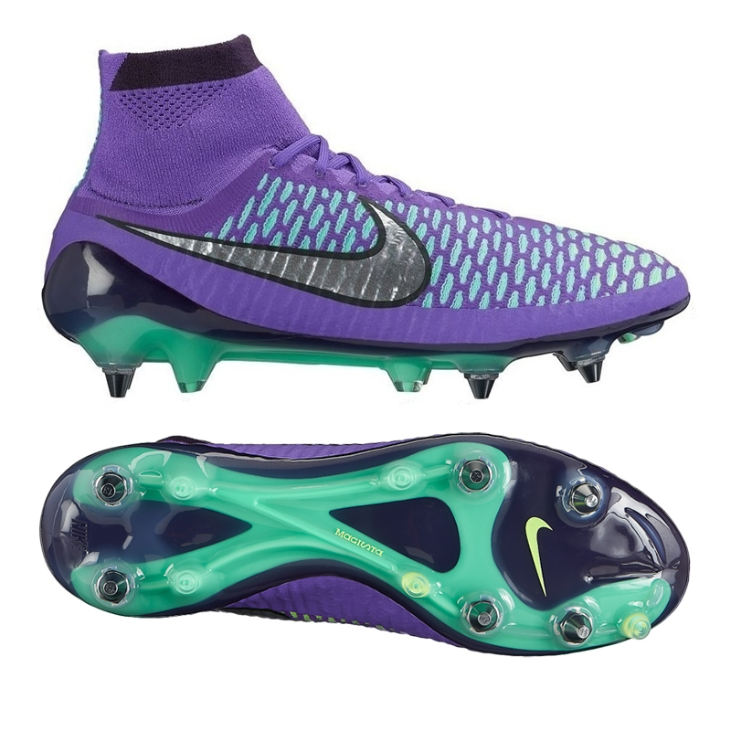 dd89c663191e SALE  219.95 Nike Magista Obra SG-Pro Soccer Cleats (Hyper Grape Green  Glow Ghost Green Metallic Silver)