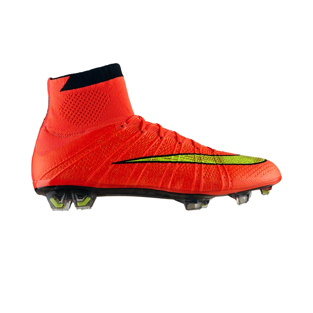 size 40 c43ef e1803 Nike Mercurial SuperFly IV Soccer Cleats (Hyper Punch Gold Black)