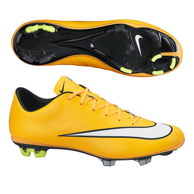 Nike Mens Mercurial Veloce Ii Fg Football Boots 651618