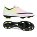 Nike Mercurial Victory V FG Soccer Cleats (White/Volt/Total Orange/Black)