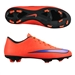 Nike Mercurial Victory V FG Soccer Cleats (Bright Crimson/Persian Violet)