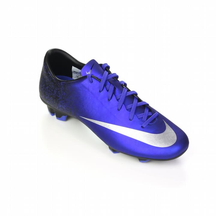 de4957e0bd7 Nike Mercurial Victory V CR7 FG Soccer Cleats (Deep Royal Blue Racer ...
