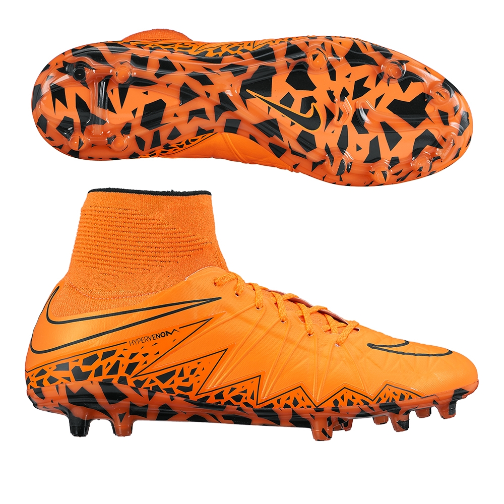 Nike Hypervenom Phantom II FG Total Orange / Bright Citrus / Hyper Crimson / Total Orange