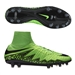Nike Hypervenom Phatal II DF FG Soccer Cleats (Green Strike/Black)