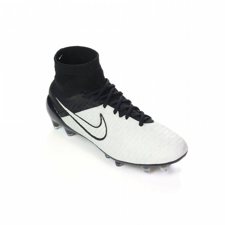 Nike Magista Obra Tech Craft (Leather) FG Soccer Cleats (Light Bone)