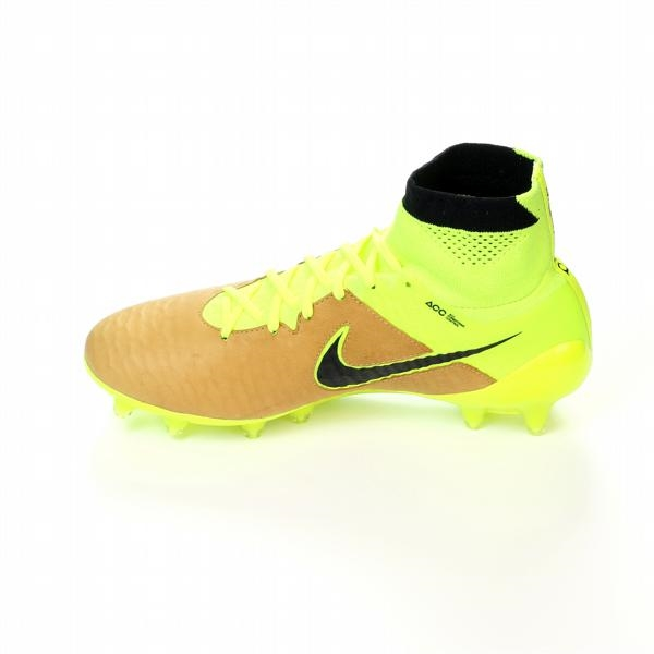 7dc84fe11cc8 Nike Magista Obra Tech Craft (Leather) FG Soccer Cleats (Canvas Volt Black)