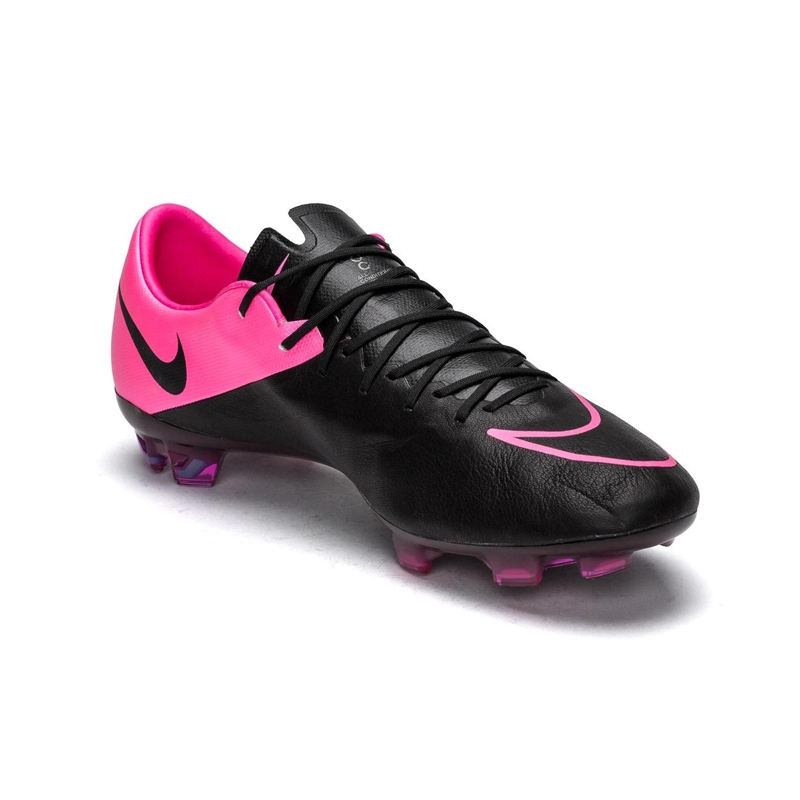 Mercurial Vapor X Tech Craft (Leather) FG Soccer Cleats (Black Hyper ... f1aa0e153