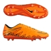 Nike Hypervenom Phatal II FG Soccer Cleats (Total Orange/Black)