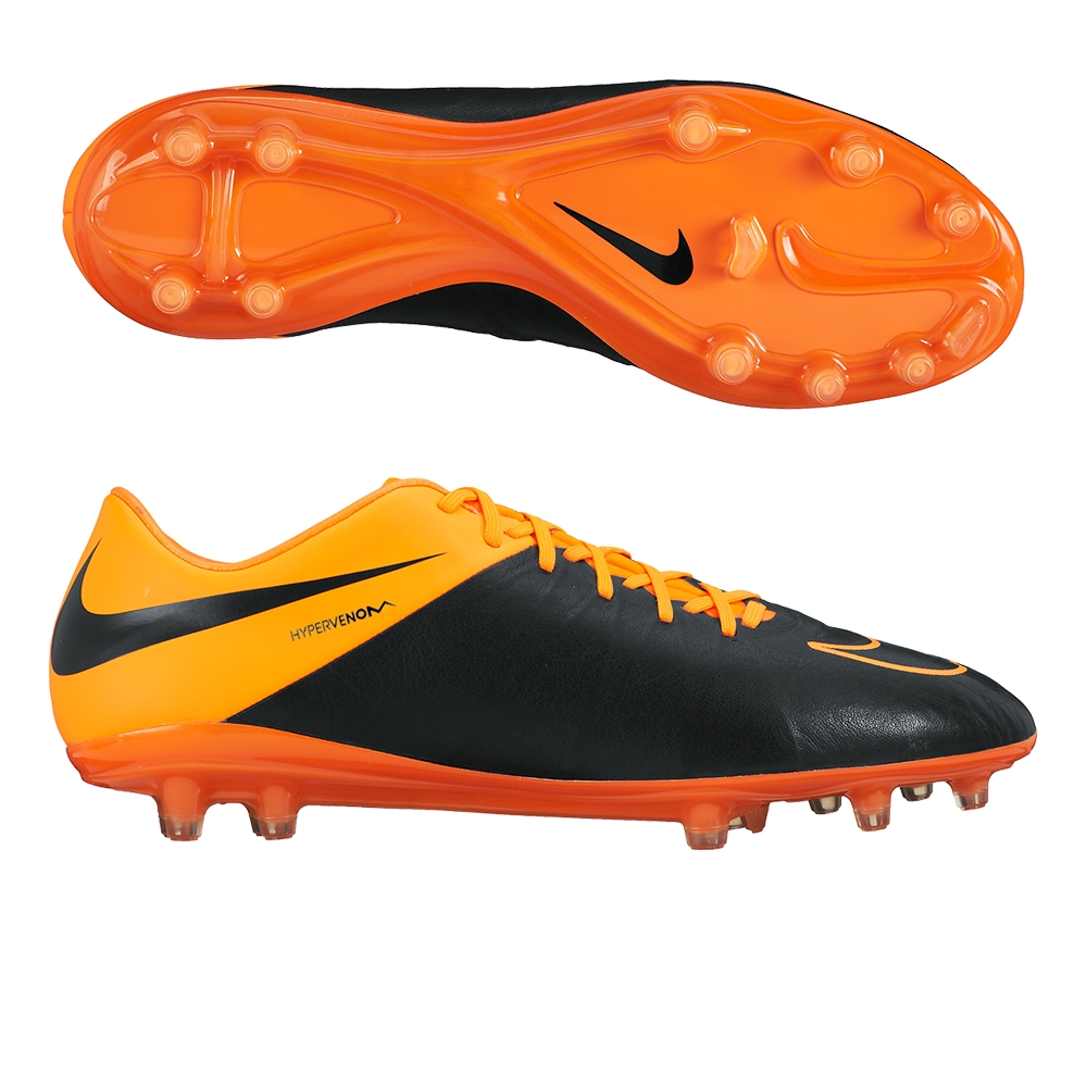 c28a954041ea Hypervenom Phinish Tech Craft (Leather) FG Soccer Cleats (Black ...
