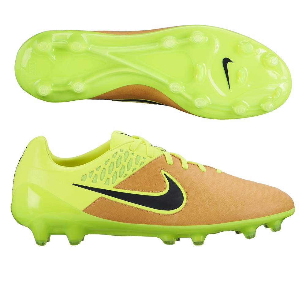 4edf02400cfd Magista Opus Tech Craft (Leather) FG Soccer Cleats (Canvas/Volt ...