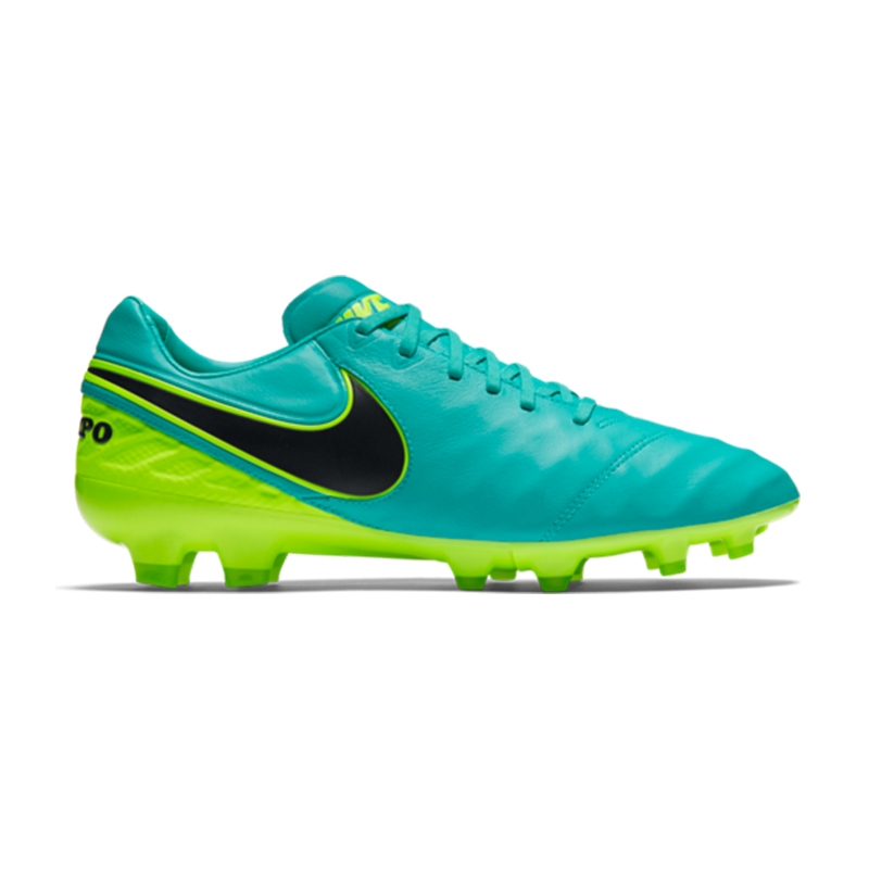 Nike Tiempo Legacy II AG Soccer Cleats.. MEN 9.5.. Fast Shipping!!