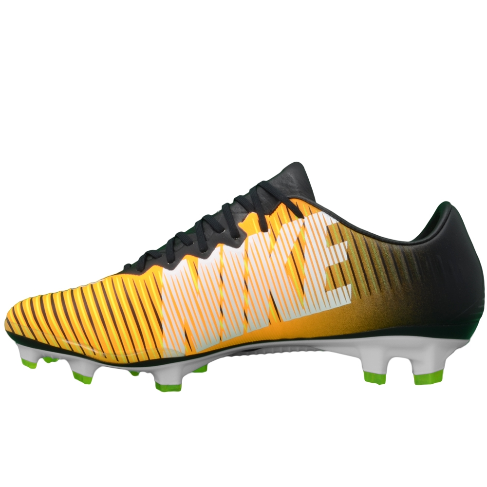 8057a421fa761c Nike Mercurial Vapor XI FG Soccer Cleats (Laser Orange Black White ...