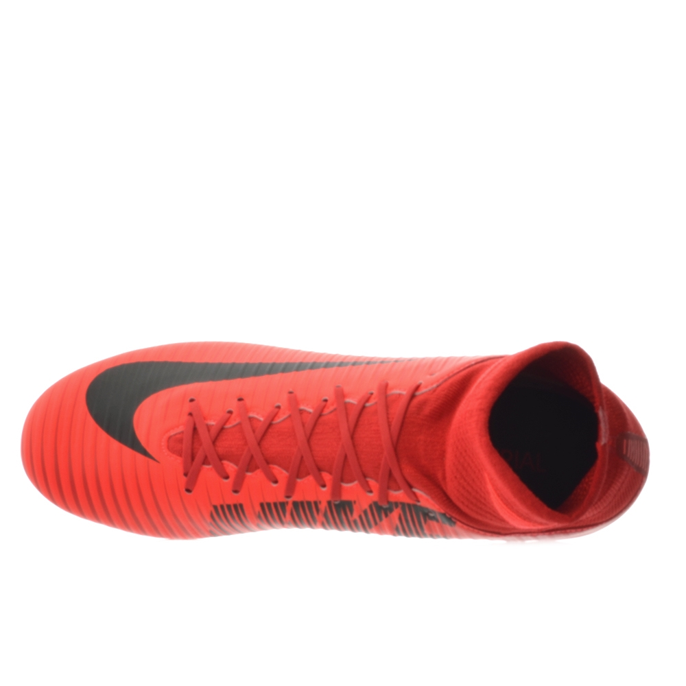 cea8f5467c01 Nike Mercurial Veloce III DF FG Soccer Cleats (University Red Black ...