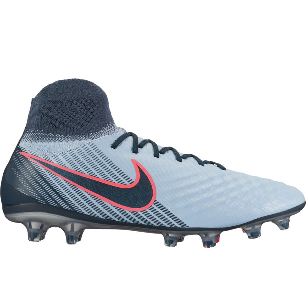 6385a7efe41 Nike Magista Orden II FG Soccer Cleats (Light Armory Blue/Armory  Navy/Armory Blue)