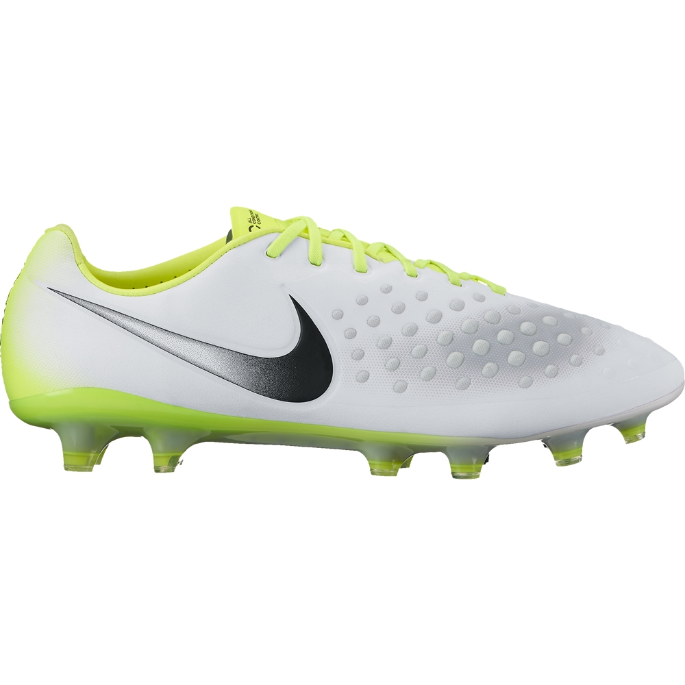 9ec5dad87ec7 ... nike magista opus ii fg soccer cleats white black volt wolf grey