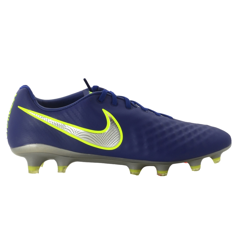 d5d4258be90e Nike Magista Opus II FG Soccer Cleats (Deep Royal Blue Chrome Total Crimson)