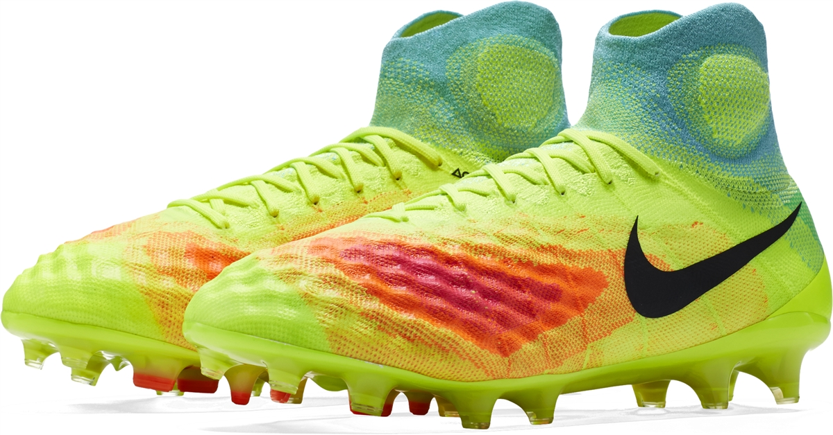 official photos 78eb0 0f100 ... Black Blue Red White Nike Magista Obra II FG Soccer Cleats .