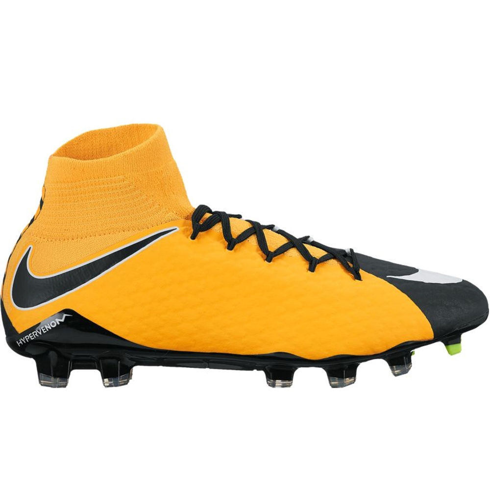 33b74546fa1e Nike Hypervenom Phatal III DF FG Soccer Cleats (Laser Orange White ...