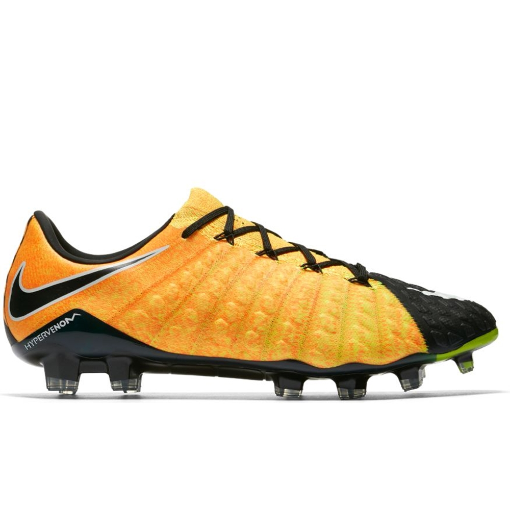 Nike Hypervenom Phantom III FG Soccer Cleats (Laser Orange White ... 67a56a5189d6