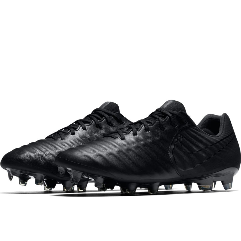 cee6c8467 Nike Tiempo Legend VII FG Soccer Cleats (Black)
